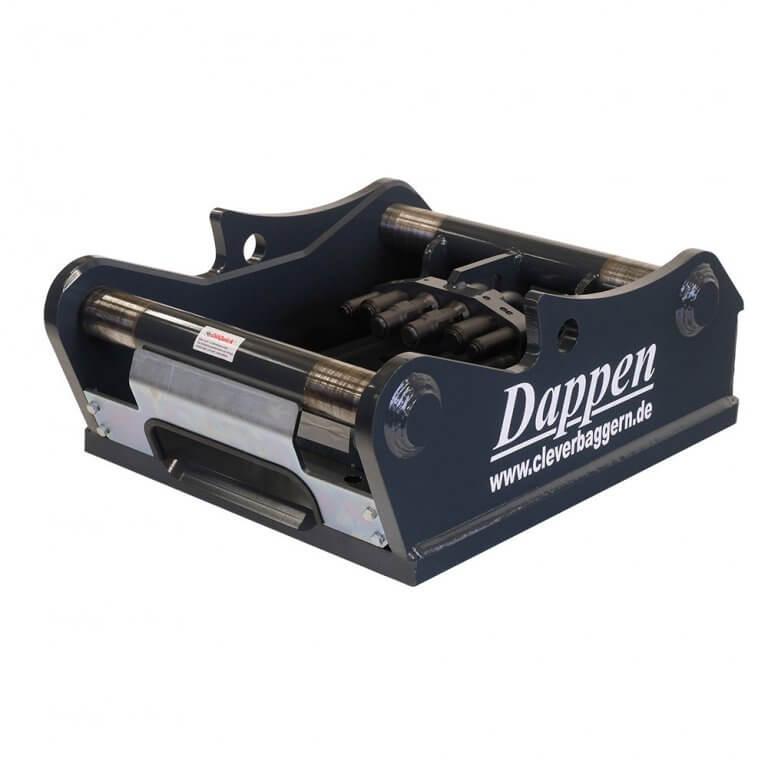 Dappen Adapterplatte - Oilquick OQ80