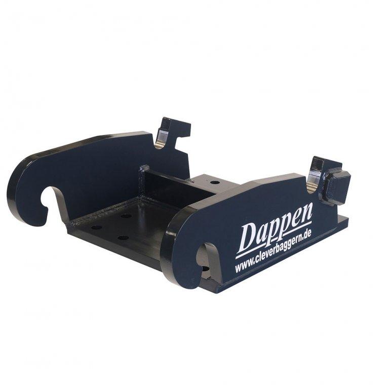 Dappen Adapterplatte - Verachtert CW40
