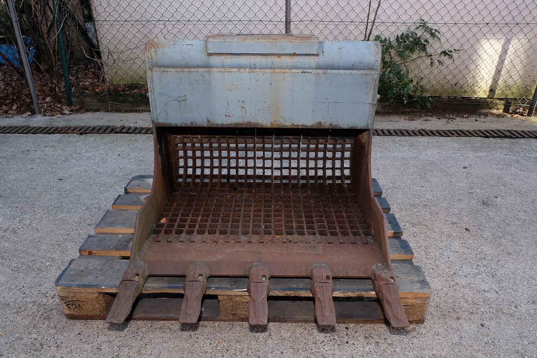 Dappen Werkzeug- und Maschinenbau   Produkte   Dappen Sieblöffel B18-800-30S-W