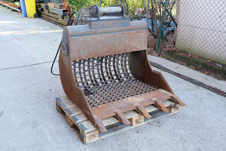 "Screening bucket ""Dappen B24-1000-50S-VW"""