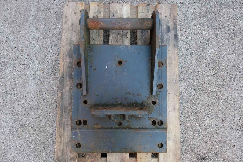 Dappen - Adapter plate Lehnhoff MS10
